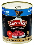 GRAND Masová směs 850g - DOG
