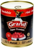 GRAND Hovězí 850g - DOG